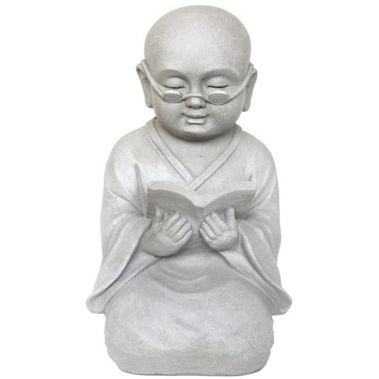 OndergoedwinkelBeeld boeddhistische monnik 43 cm