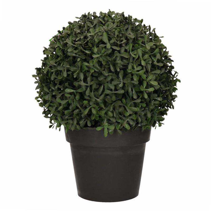 Bellatio flowers & plantsBoxwood ball kunstplanten 35 cm