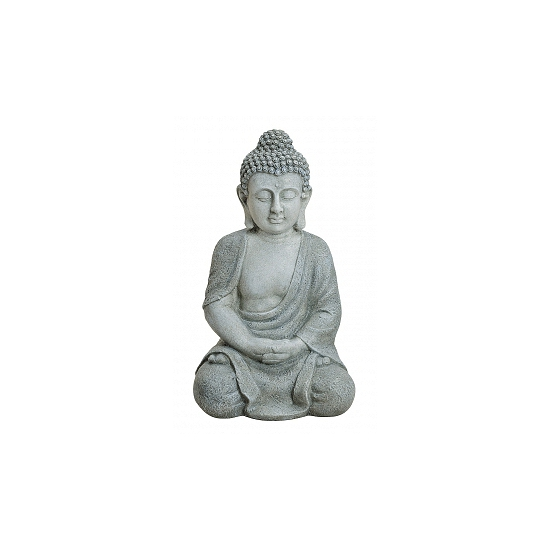geenDecoratie beeld Boeddha 47 cm