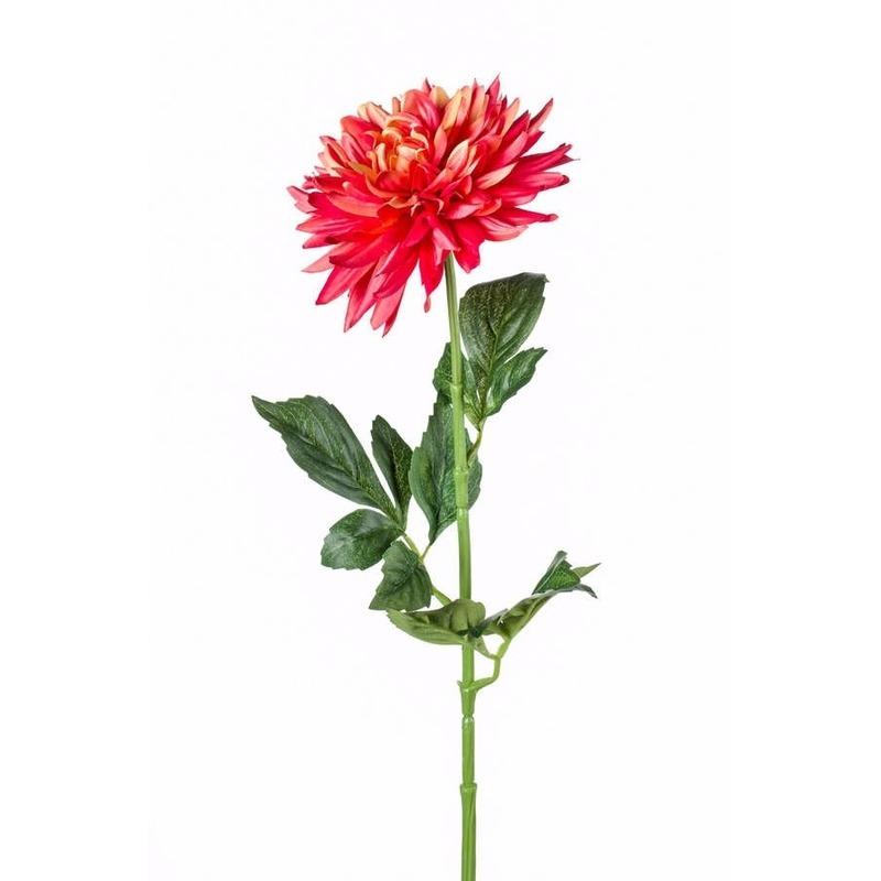 geenKunstbloem Dahlia