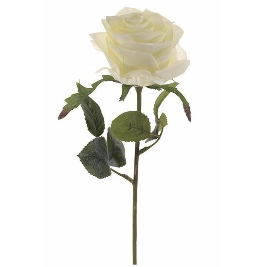 geenKunstbloem roos