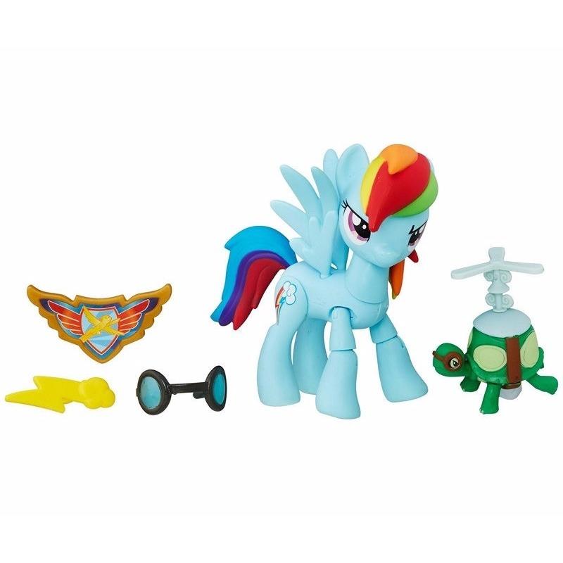 My Little Pony speelset Rainbow Dash