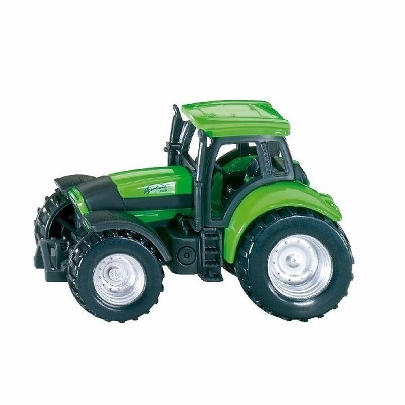 Siku Deutz Tractor speelgoed modelauto 7 cm